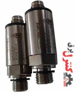سنسور فشار روغن 0-25 بار محصول شرکت هوبا کنترل سویئس
