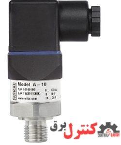 ترانسمیتر فشار ویکا سری A-10