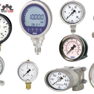 فروش انواع گیج های فشار، ویکا فشارسنج های ویکا پرکاربرد و باکیفیت در صنایع مختلف
