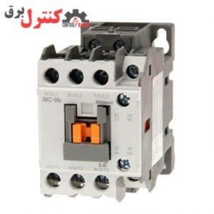 کنتاکتور 9 آمپر ال اس از سری LS متاسول MC 9 میباشد.