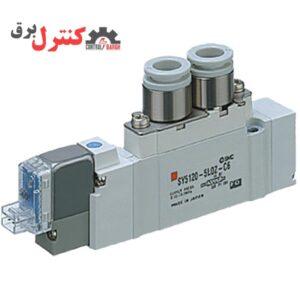 خرید شیرهای پنوماتیکی SMC در ایران
